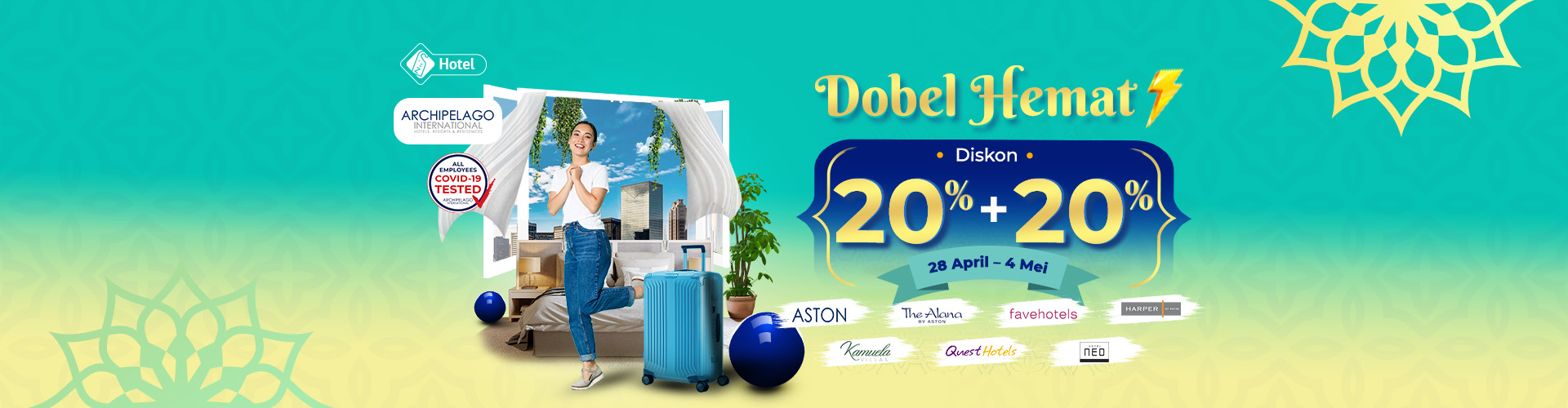DOBEL HEMAT ARCHIPELAGO GROUP
